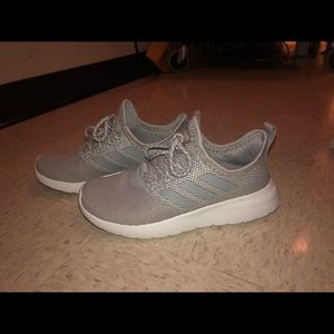 Adidas tennis shoes. Only worn twice